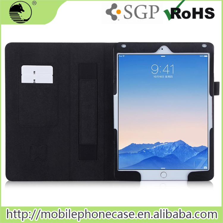 2016 New Design Functional Tablet Case With Camera Hole For iPad Air 3