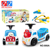 Baby Rescue ride-on toy car rescue action pet care center