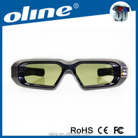 Universal 3D TV Eyewear Active Shutter DLP Link Glasses
