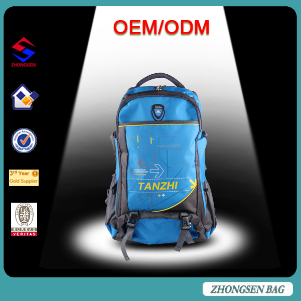 New design colorful laptop backpack wheeled computer backpack bag