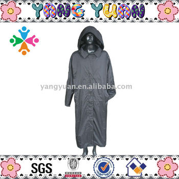cheap rubber rainwear industrial raincoats