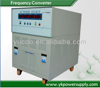 china wholesale 10Kva single phase frequency converter 50hz 60hz