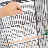 bird cages canary breeding made of wire mesh