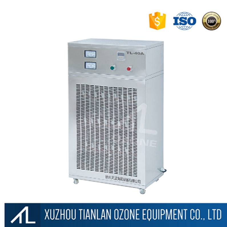 Complete specifications of 70-80g generator ozone air purifier