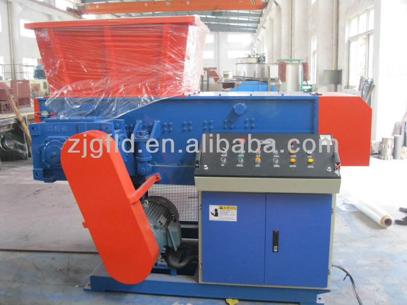 plastic film shredder/waste film shredding machine