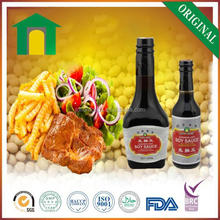 Purely fermented Halal OEM light Chinese soy sauce