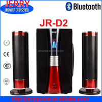 Professional amplifier 2.1 home theater system 8 ohm speaker