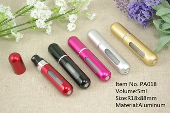 wholesale mini perfume bottle refill from bottom