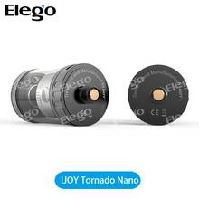 Authentic iJoy Tornado Nano RTA Tank with Top Filling Elego Wholesale