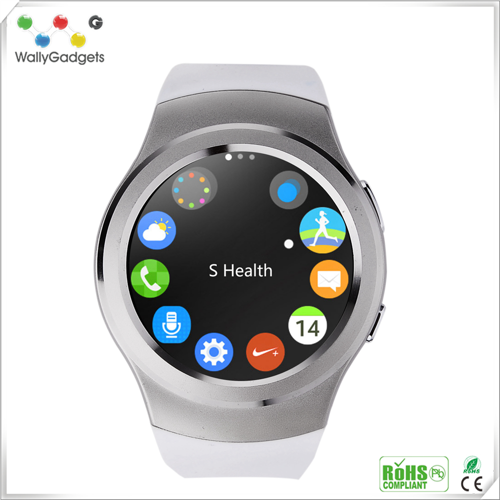 2017 Best Selling Wholesale Smart Watch Android Dual Sim