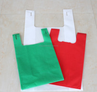 Factory audit eco-friendly cheap promotional shopping give away spunbond tote pp non woven bag