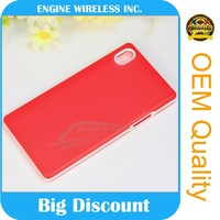escrow service case flip cover for sony xperia m