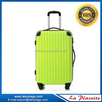 ABS+PC luggage set /High quality ABS trolley suitcase 20/24 inch 2pcs trolley luggage set/japanese luggage