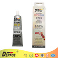 Gery Neutrallow-odor Non-corrosive Dry Time Fast SEC-6739 RTV Silicone Gasket Maker