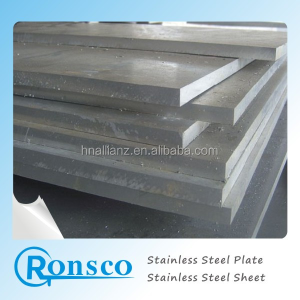 ASTM A 240 SS309 sheet for mining factory, 309 HR stainless steel plate