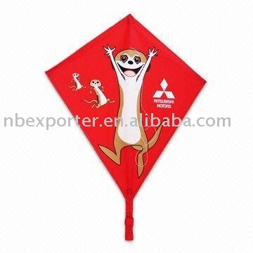 (BEST-K009) Promotional delta kite