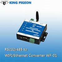 NEW WIFI TO RS232 / RS485/ RJ45 Ethernet Converter WF-01