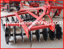 New design farm implement offset 3-point disc harrows with tractor