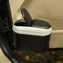 Mini Plastic Trash Containers For Cars