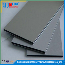 Aluminum cladding/4mm pvdf aluminum composite panel from company