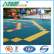 Hot sale long using life non-slip exterior floor