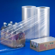 12/15mic Transparent polyolefin pof shrink film