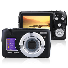 High Cost Performance 18MP Resolution 6X Optical Zoom Digital Camera with 6X Optical Zoon can do OEM
