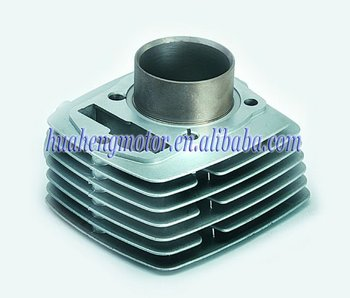 motorcycle engine part - cylinder