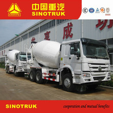 GOOD CONCRETE MIXER TRUCK PRICE HOWO CONCRETE MIXER TRUCK FOR SALE