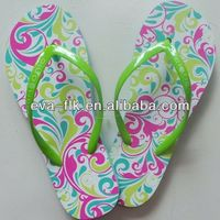 Promotional OEM women sandals plastic