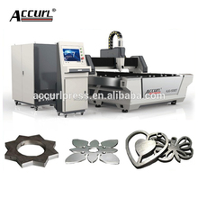 Top quality cnc laser iron sheet cutting machine for distributors