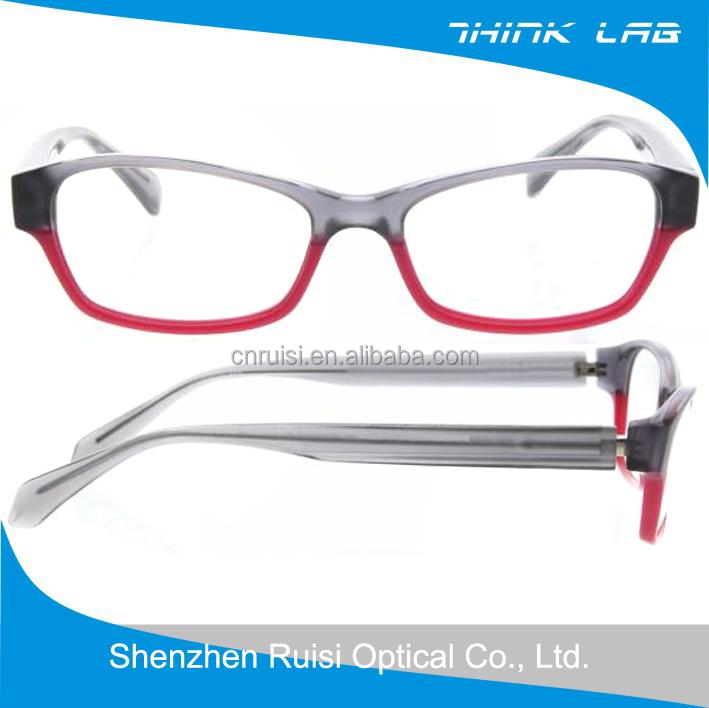 European Style Eyeglass Frames Acetate Optical Glasses ...