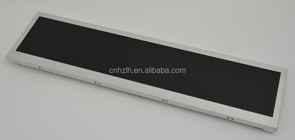 "19.2"" ultra wide tft lcd display AA192AA51 for Train, bus, kursaal advertising screen"