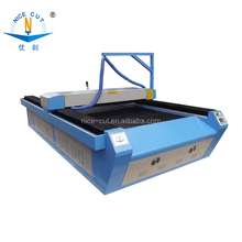 NC-C1325 CO2 low cost plastic laser cutting machine
