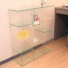 Supply all kinds of clothes display doll,cosmetics acrylic display,corner glass display cabinet