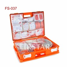 2017 factory hard pp wall mounted medical first aid kit box