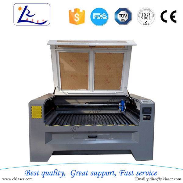 150 watts co2 acrylic metal sheet laser cutting and engraving machine