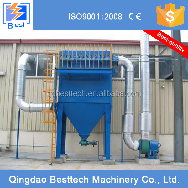 DMC60 saw dust bagging machine, wood dust extractor, cyclone dust collector for wood