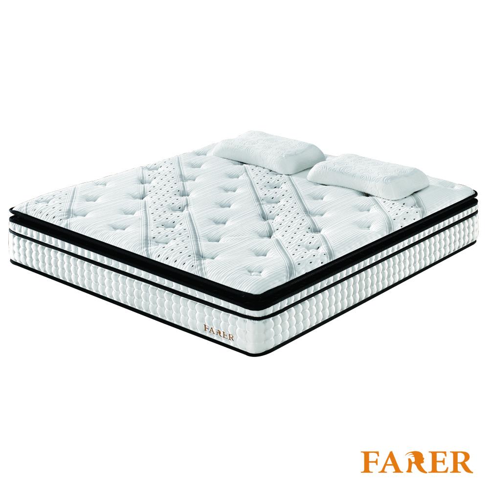 angel dream removable pillow top pocket spring bed coconut palm mattress - Jozy Mattress | Jozy.net