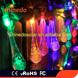 Holiday String RGB Flash Firefly Led Light Solar