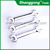 double open-end wrench crows foot wrenches