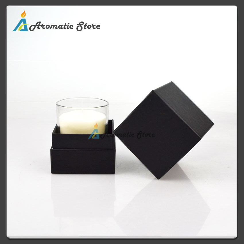 private label soy wax scented candles
