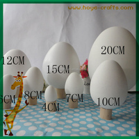 hand painted eggs baby play all size wooden eggs