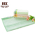 High quality 100 % bamboo solid color dobby bath towel with border