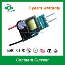 PSU constant current open frame gu10 led driver 3w