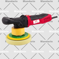 Electric centrifugal car polisher with DUAL-ACTION MULTIFUNCTIONAL 600W