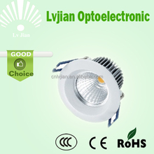 7w High voltage suspended ceiling light fittings