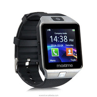 2G GSM Phone call Bluetooth DZ09 Smart Watch Phone