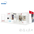Detian Offer Modular Collapsible Exhibition Booth For Show