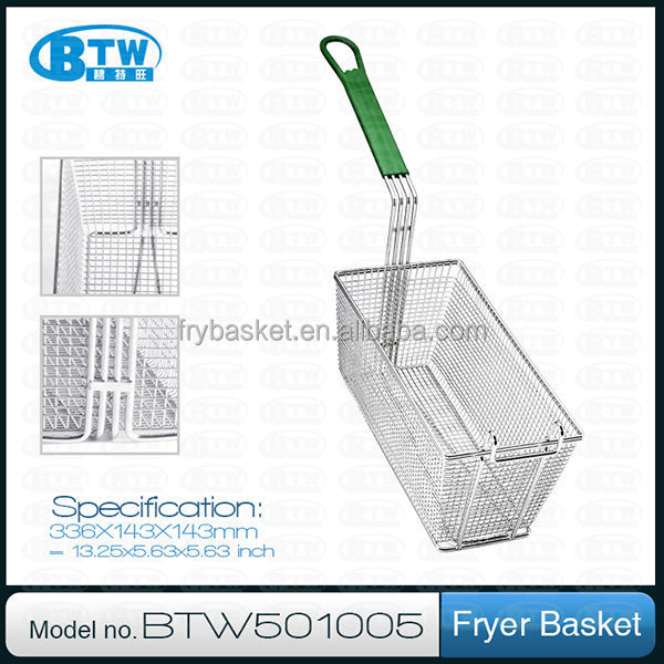 Commercial Kitchen Accessories Wire Mesh Large Fryer Basket Buy Fryer Basket Wire Mesh Large Fryer Basket Commercial Kitchen Fryer Basket Product On